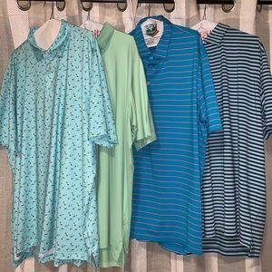 Peter Millar Golf Shirts!
